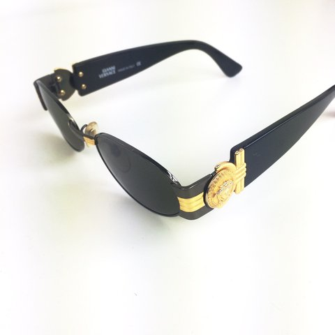 f6145c652d Get on that Migos flex with these Versace S72 s. Great few - Depop