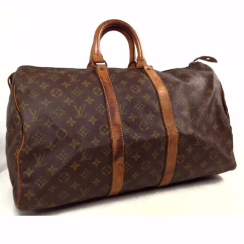 16eae71f2aaf  oliversarchive. 2 years ago. United Kingdom. Authentic Louis Vuitton  Keepall 45 • 30 ...