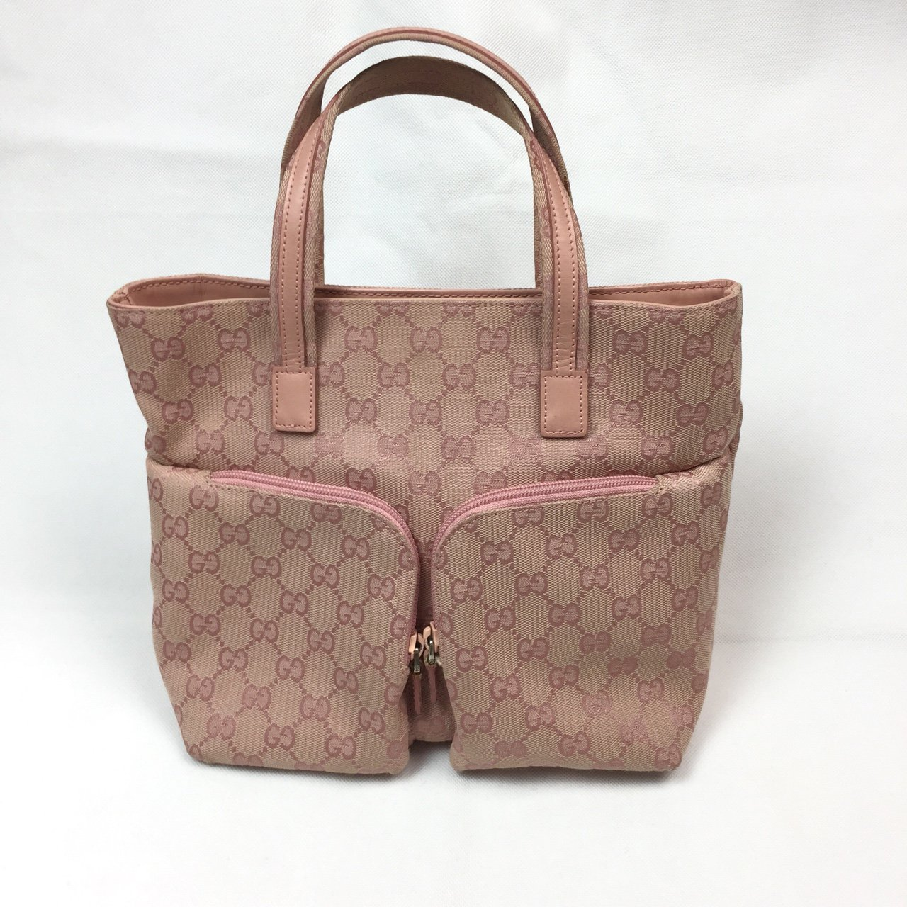 5f80961b6 @oliversarchive. 2 years ago. United Kingdom. Gucci Baby Pink Tote ...