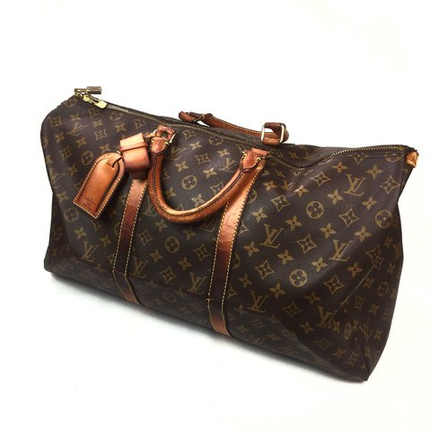 355a3dce7aa8  oliversarchive. 2 years ago. United Kingdom. Vintage Louis Vuitton Keepall  Bag • Size ...