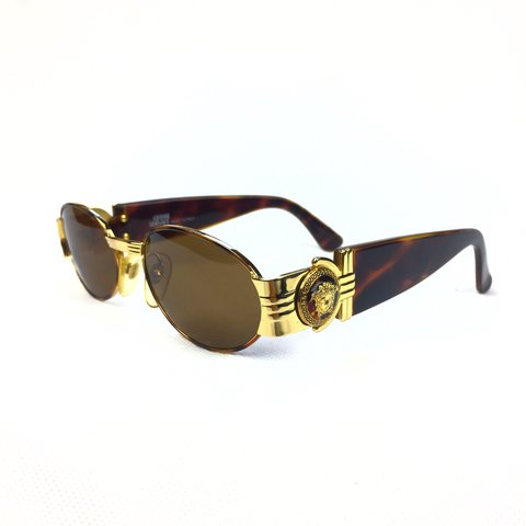 a0a9bfd7f0  oliversarchive. last year. United Kingdom. Authentic Vintage Versace MOD  S72 Sunglasses ...
