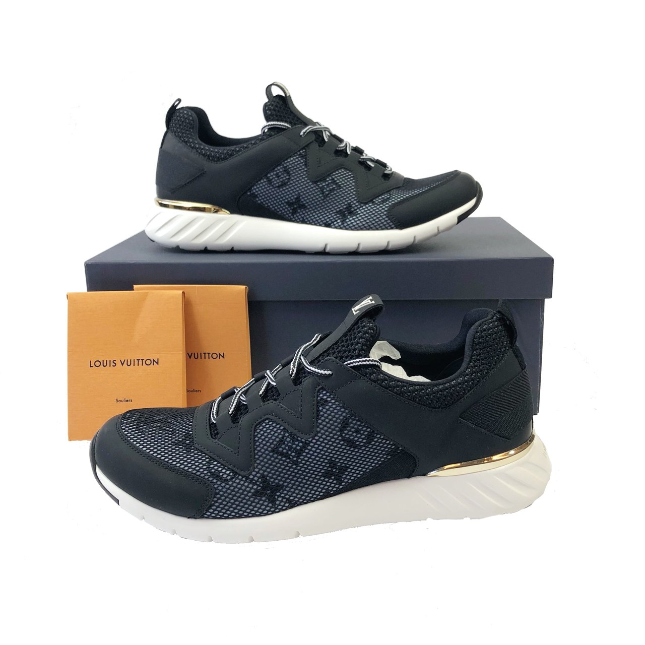29be9c9853ed  oliversarchive. 4 months ago. United Kingdom. Authentic Louis Vuitton  Aftergame Sneakers