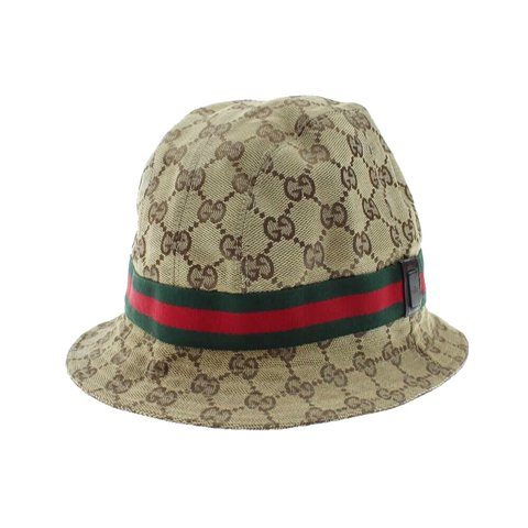 5d89593ddaa  oliversarchive. 3 hours ago. United Kingdom. Authentic Gucci Monogram  Bucket Hat