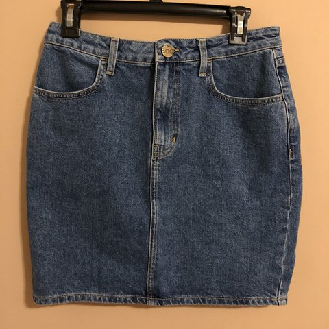 2e11e79f3b @cheriw99. last year. Bloomington, United States. BDG denim skirt from urban  outfitters. Size M ...