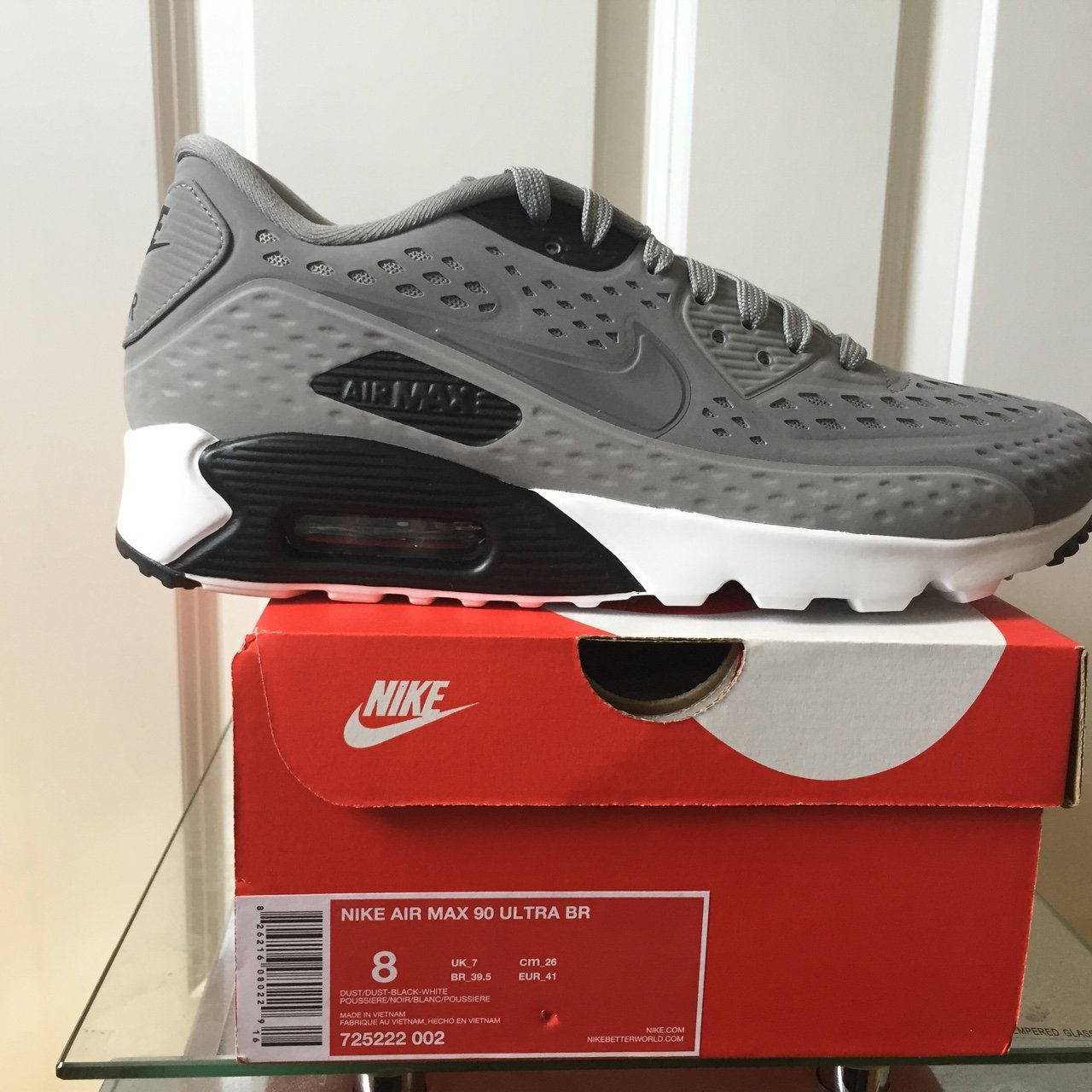 new concept e3a48 1166a scotthildersley. 4 years ago. York, United Kingdom. Nike air max 90 ultra  BR.