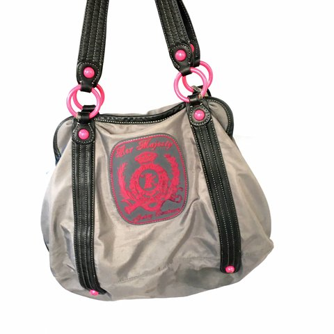 47c102b1284d9 💓⚜ Juicy Couture Tote ⚜ 💓 2000's classic Juicy Couture - Depop
