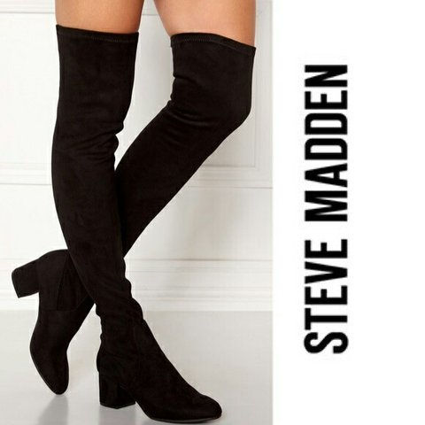 607749000c2 Steve Madden Isaac over the knee boots. Brand new in box - Depop