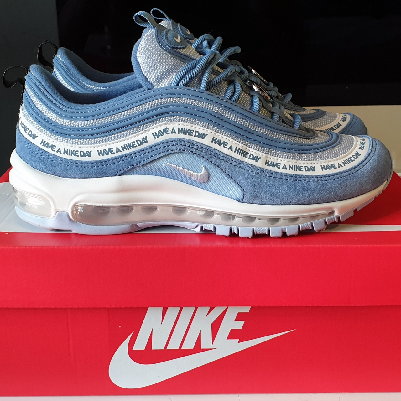 Nike Mesh Upper Nike Air Max 97 Athletic Shoes for Men eBay