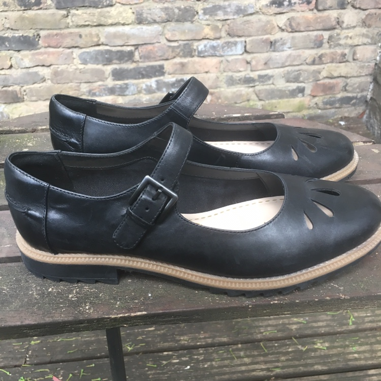 Ladies Clarks Casual Flat Shoes Griffin Marni UK Depop