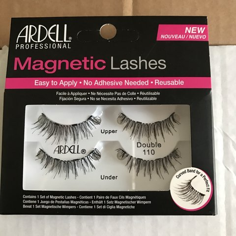 a701242a79b @vrcooper. 2 months ago. Fareham, United Kingdom. Ardell magnetic lashes.  New in packet. Bought by mistake ...