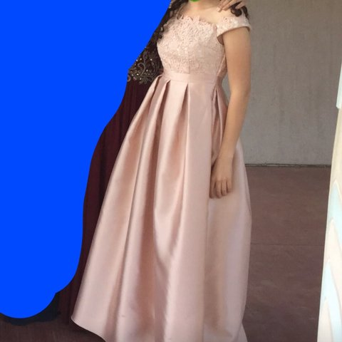149cfa9a69f Selling my gorgeous prom dress for only  65! It s a size and - Depop