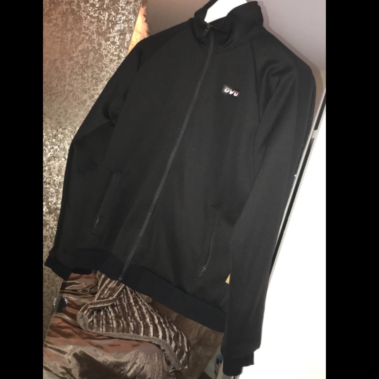 f712cb562 OCTOBERS VERY OWN (OVO) Track Jacket by Drake -Never... - Depop