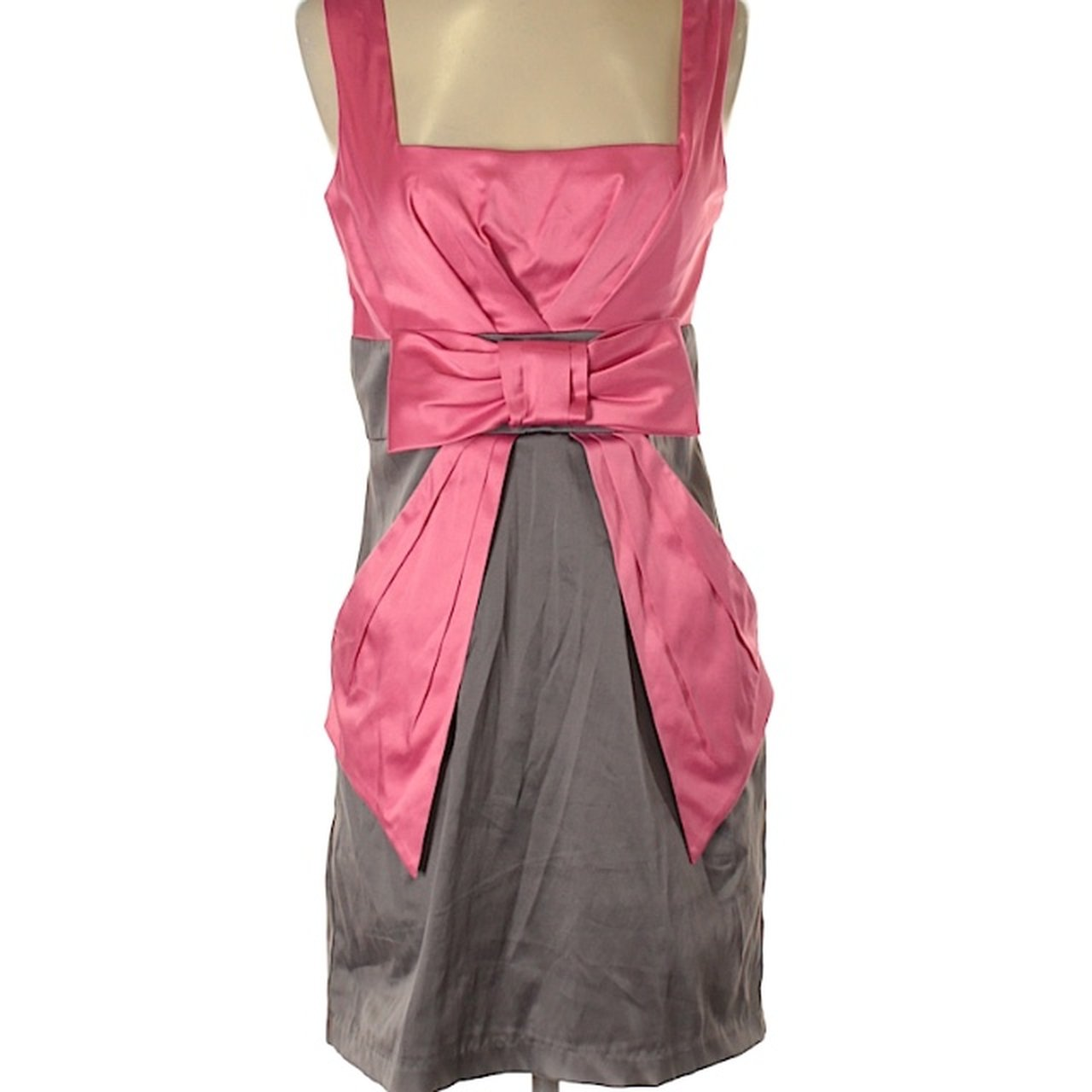 1a4961c194c Gorgeous Pink   Pewter Dress! Perfect for an evening dress