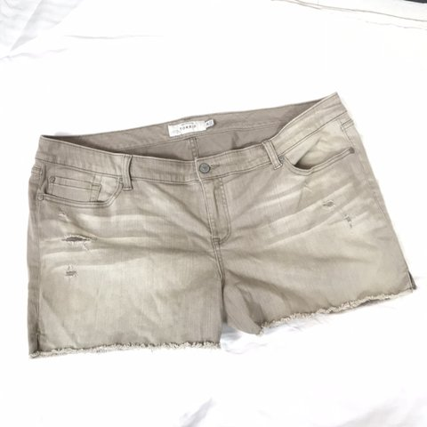 Shorts Clothing, Shoes & Accessories Torrid Size 24 Shorts