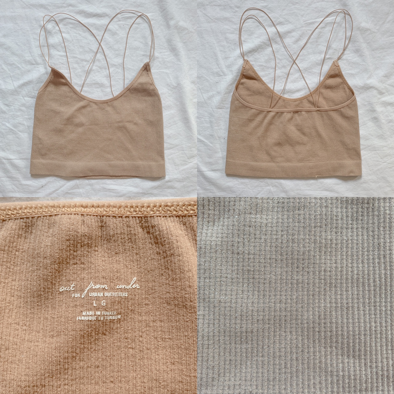 Urban Outfitters - Out From Under Cindy Sparkle Seamless