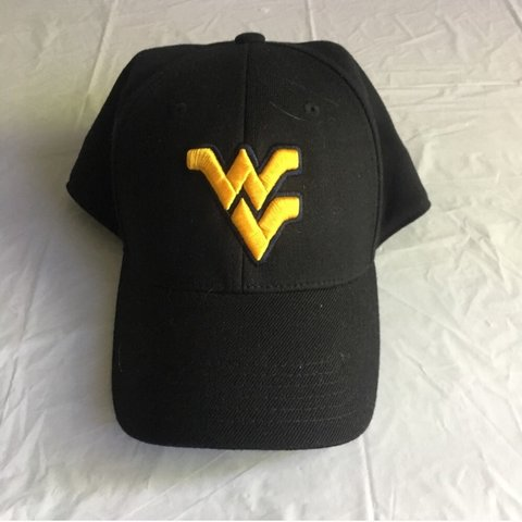 9b179c7c8c22e WVU Baseball Cap West Virginia  Mountaineers Extremely good - Depop