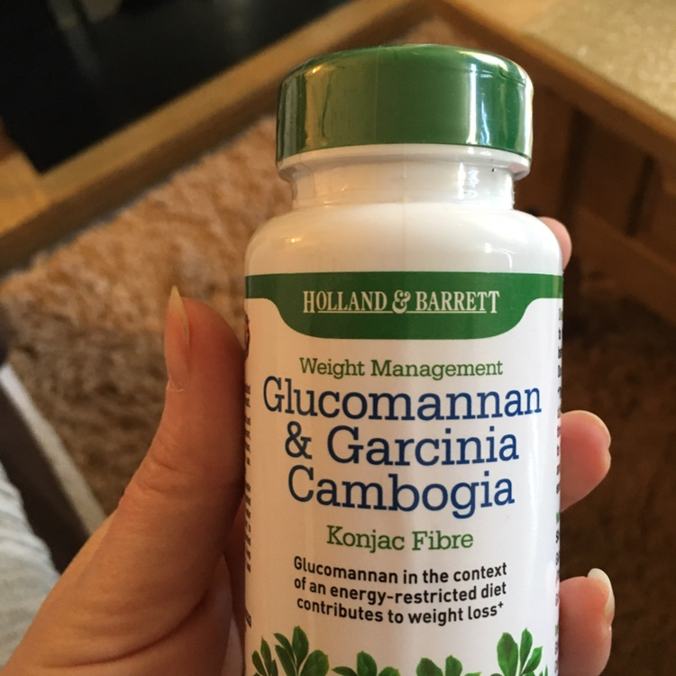 Glucomannan Garcinia Cambogia Weight Loss Tablets Depop