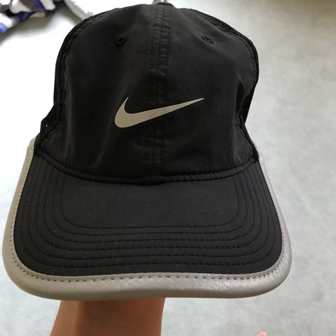 6d2d4b57685d8 Nike dri fit hat don t know why I️ got this because I️ look - Depop