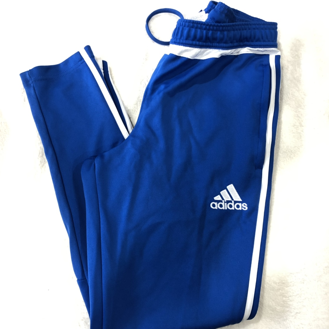 Adidas climacool tapered track pants , Men's size...