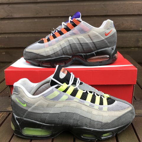 half off 7cc61 6f356  garmentscentral. last year. Newcastle Upon Tyne, United Kingdom. Nike Air  Max 95  Greedy