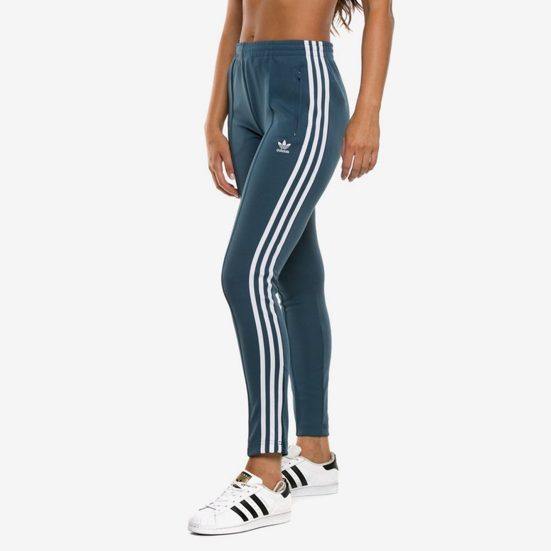Adidas Adicolour Dark Steel Blue Track Pants