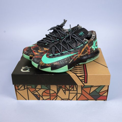 "a4fd9eba2c0 Rare Nike KD 6 ""Gumbo League"" 🔥 Size  8 Men Colorway  This - Depop"