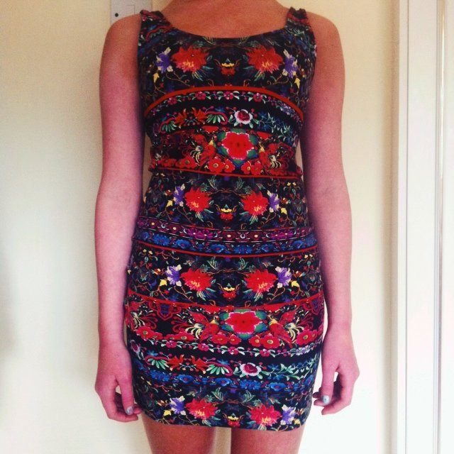 8a85bd2d47602 Really nice dress for the summer! Perfect to throw over a to - Depop