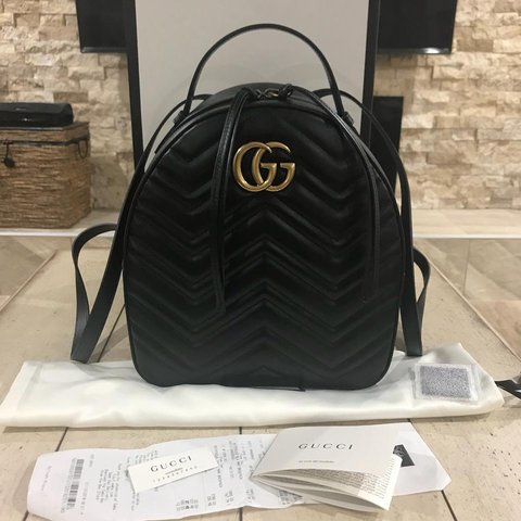 d3c65a68c70  vipexclusives. 9 months ago. Spojené státy. Beautiful brand new and in  mint condition Gucci Marmont Quilted Leather ...