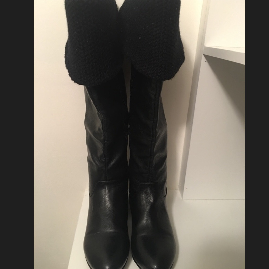 b9d46ef7cb2 Brand new knee high boots from call it spring Size 10 - Depop