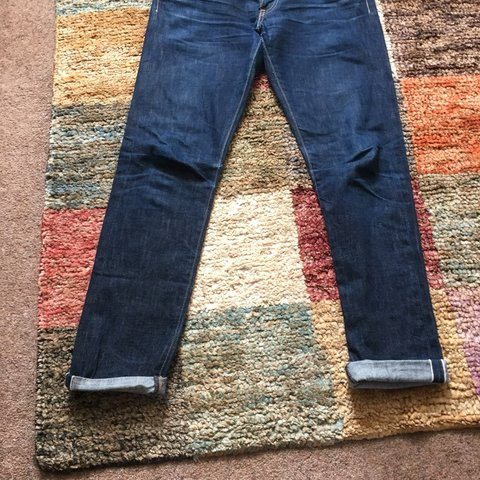c028d0b84d4 another pair of Levi's 511 slim eternal day selvedge denim. - Depop