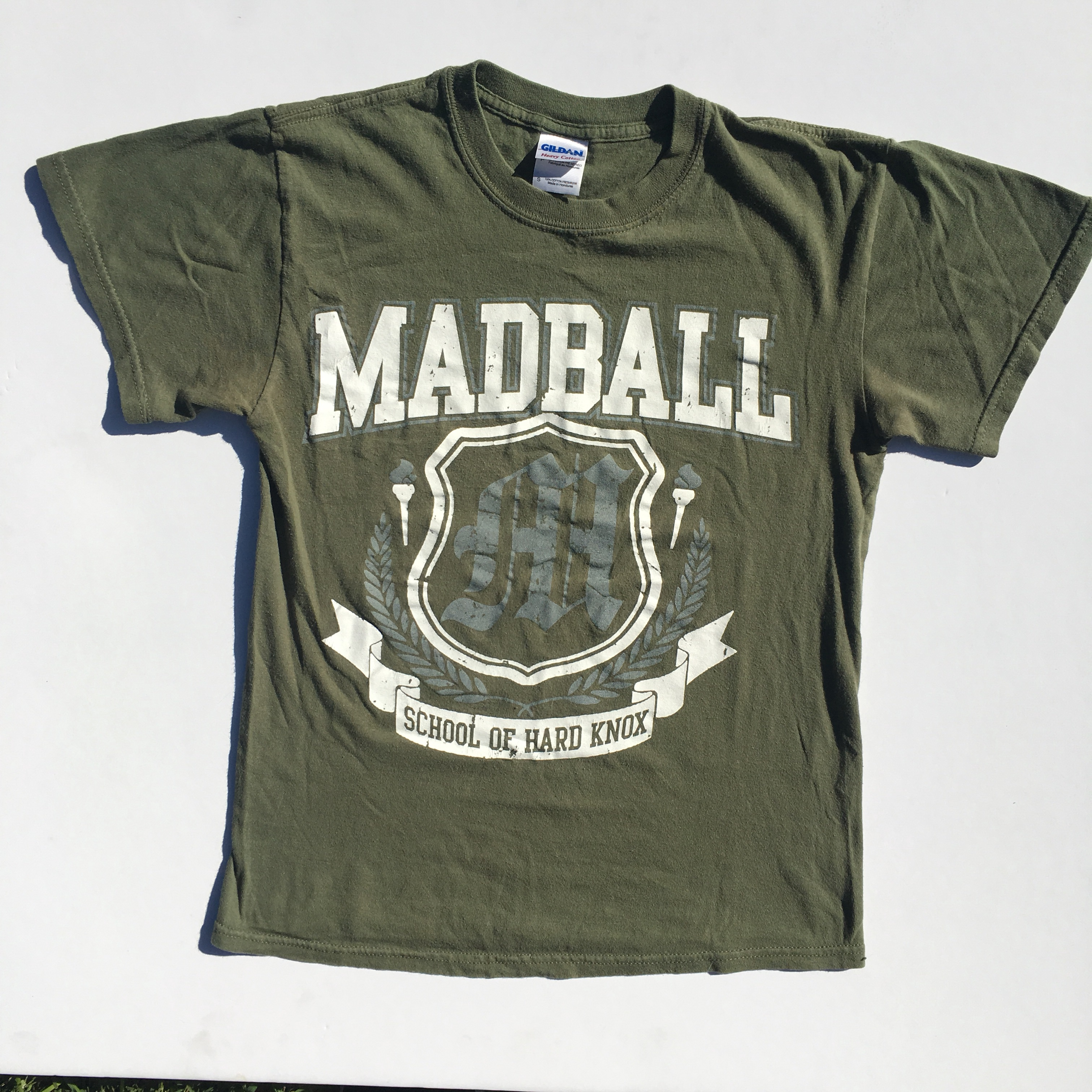 NYHC T-Shirt New York hardcore madball sick of it all agnostic front