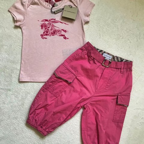 Clothing, Shoes & Accessories Beautiful Next Baby Boys 9-12 Month Signature Trousers Brand New With Tags Goods Of Every Description Are Available Boys' Clothing (newborn-5t)