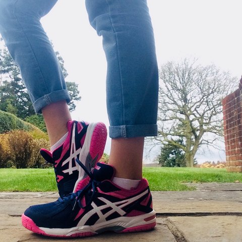 5474026337a @no_rahhh. 8 months ago. Haslemere, United Kingdom. •ASICS Gel-Hunter 3 ( indoor/ non-marking women's ...