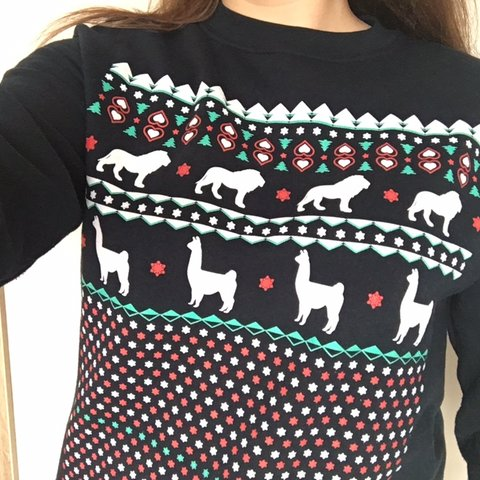 Dan And Phil Christmas Sweater.Listed On Depop By Emily0307