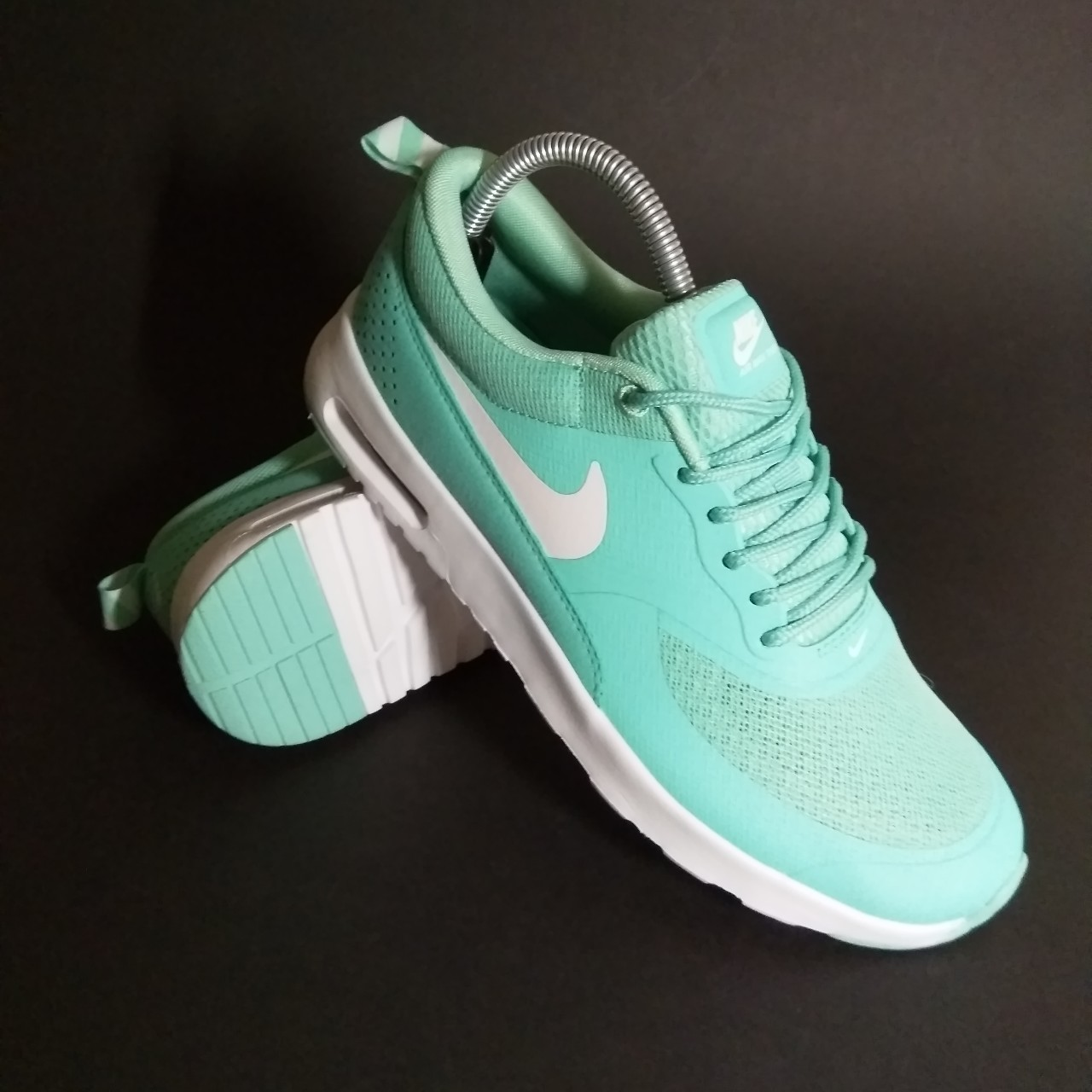 nike air max thea mint