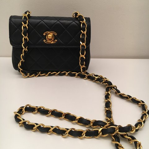4511ec9509aa AUTHENTIC - RARE Vintage Chanel 5.5
