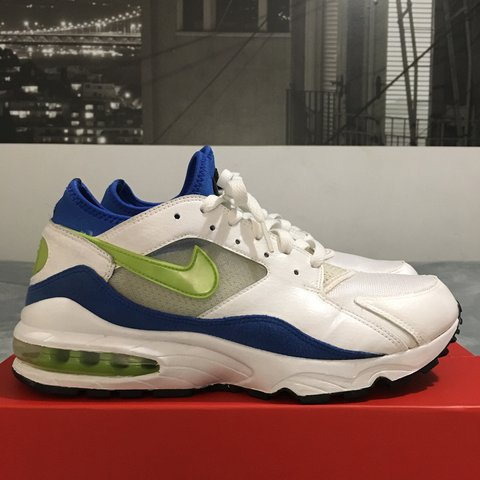 best website 1a8b5 4592a  bigreek. last year. Virginia Beach, United States. Nike Air Max 93 OG