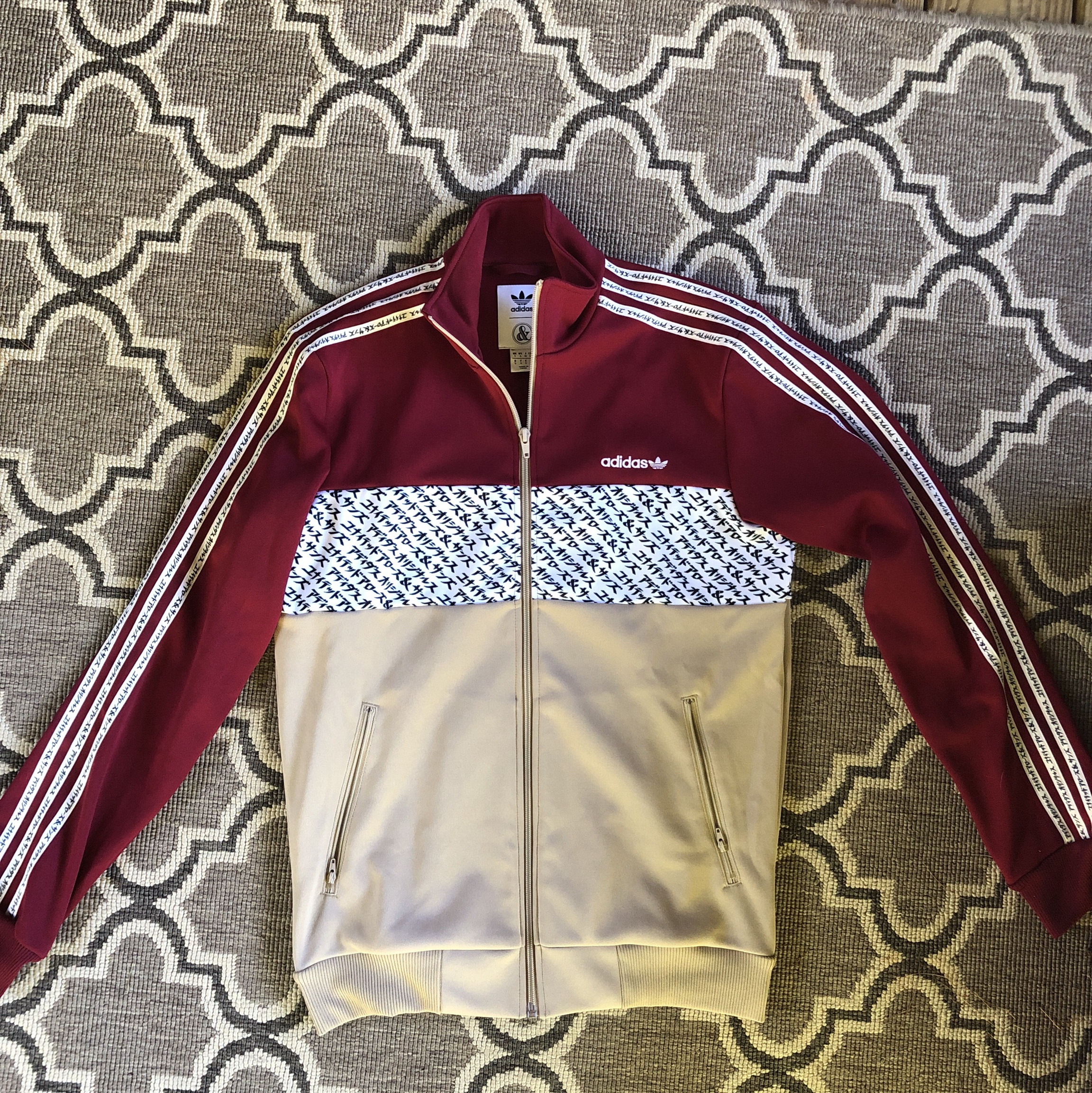 newest a7d75 f1251 United Arrows X Adidas Originals X Mikitype... - Depop