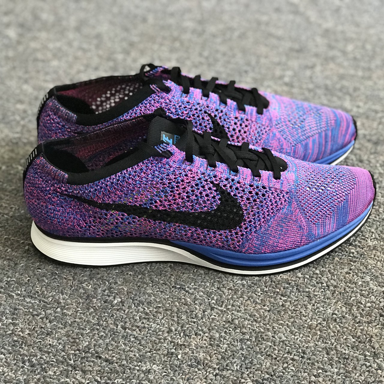 competitive price 03309 81155 Brand new, never worn!! Authentic Nike Flyknit Racer If ever - Depop