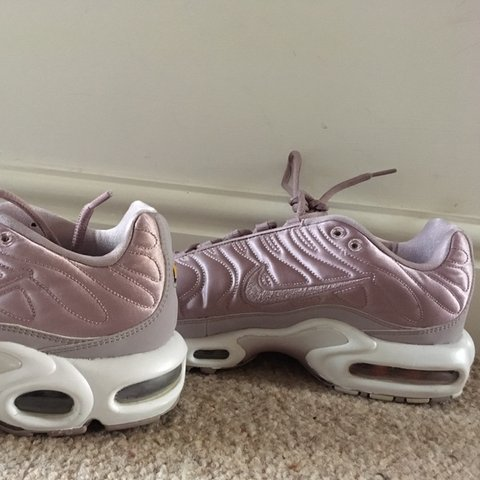 a13395cd8d @jaydeisabelle. 9 days ago. Colchester, United Kingdom. nike tns baby pink  limited edition only been worn twice