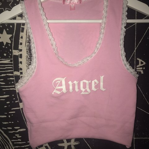870491cc @d6wnhearted. 3 months ago. Atlanta, United States. Sugar Thrillz Angel Tank