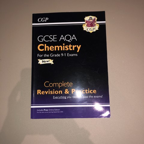 Complete Chemistry Book