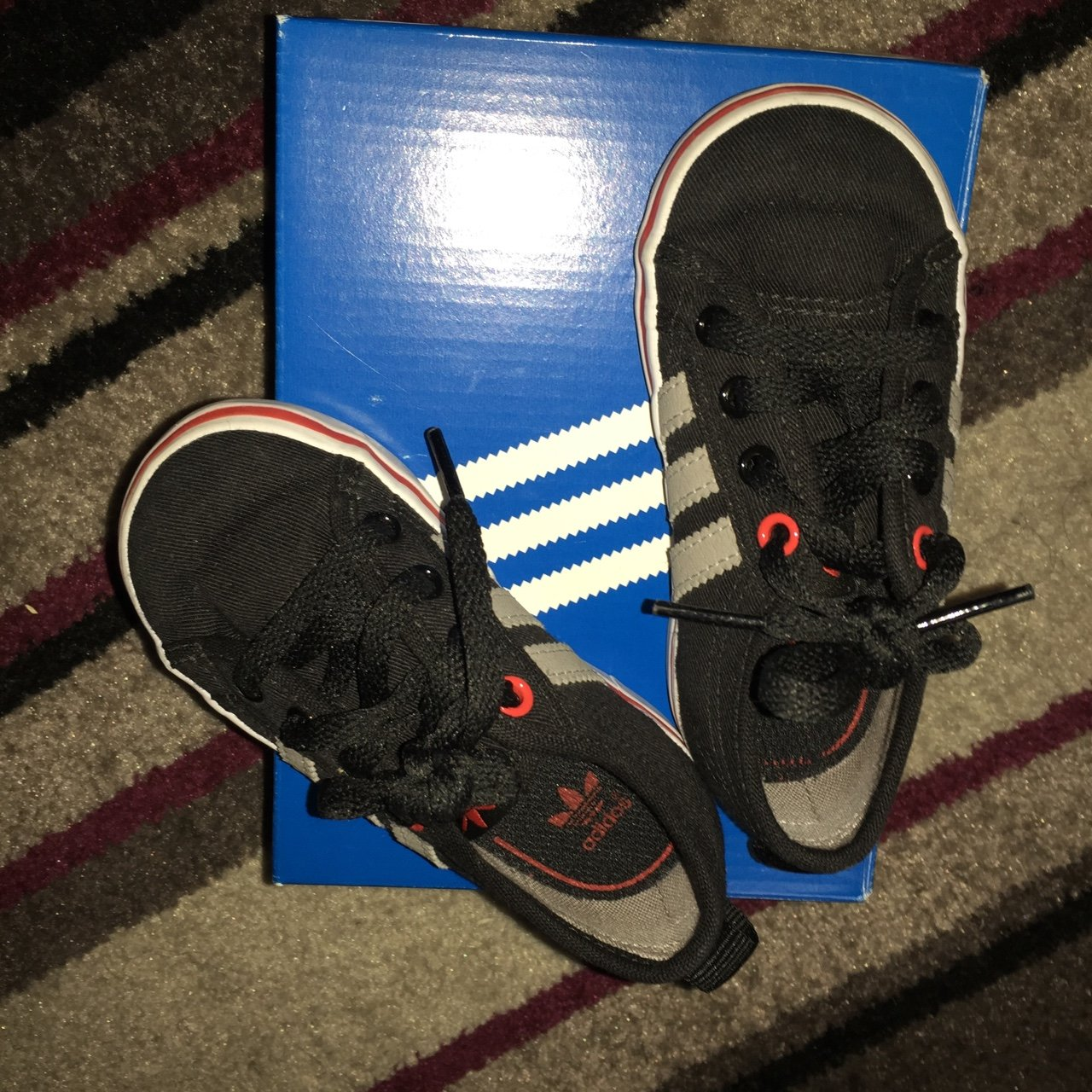Infant Adidas Originals Nizza in good condition 92f468be4