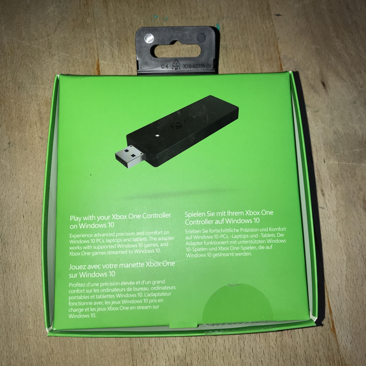 Xbox one wireless adapter for windows Connect your    - Depop