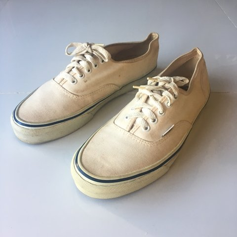 af46c6244b NWOB Deadstock Vintage shoes for sale Brand  VANS Condition  - Depop