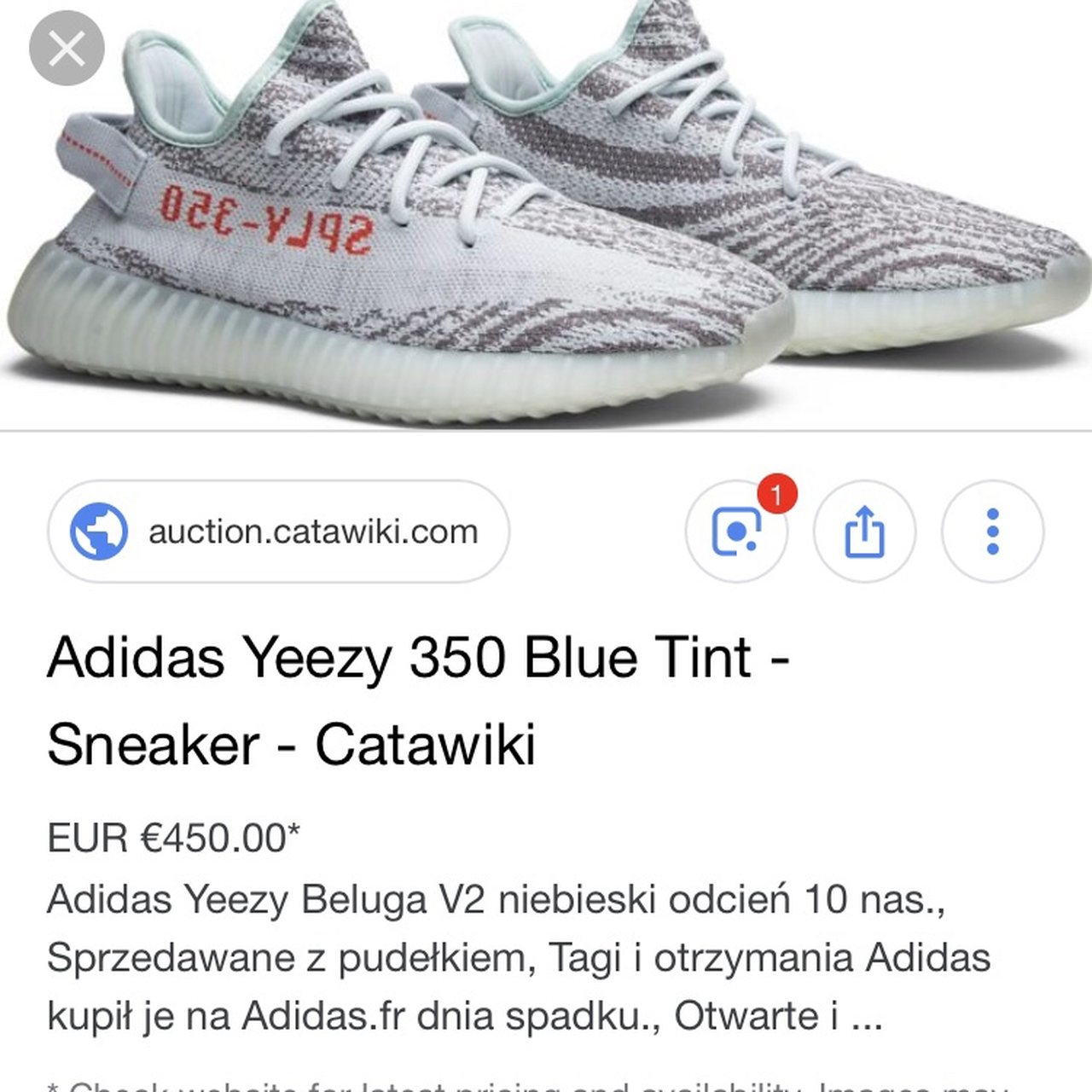 164e5f7a79e ISO!! yeezy boost doesn t have to be this exact one i am a 6 - Depop