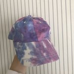 1ff3bbcce3b93 Bright blue embroidered dad hat No stains no damage by clip - Depop