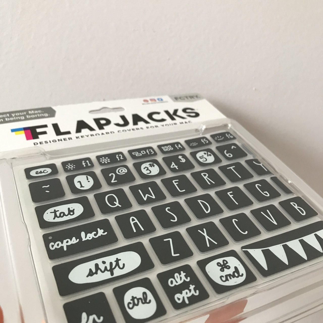 Flapjacks keyboard cover for Mac, compatible with    - Depop