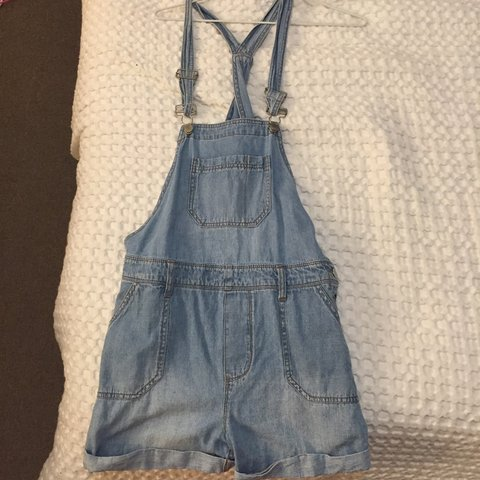 2480c5ed9326 Kmart - overalls - size 8 - great condition  kmart on - Depop