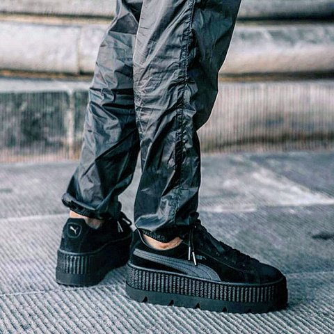 wholesale dealer b0c74 41648 Puma x Fenty (Rihanna) Men's Cleated... - Depop